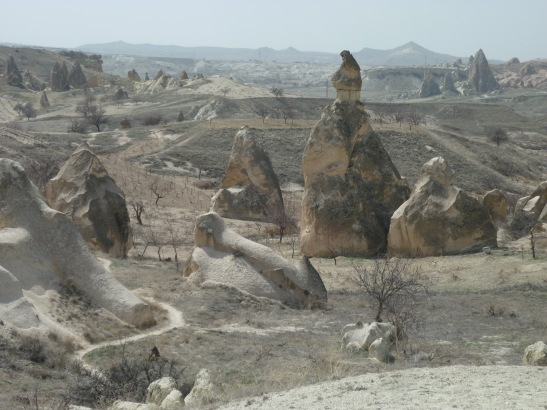 Photograph taken in Cappadocia by Müesser Yeniay