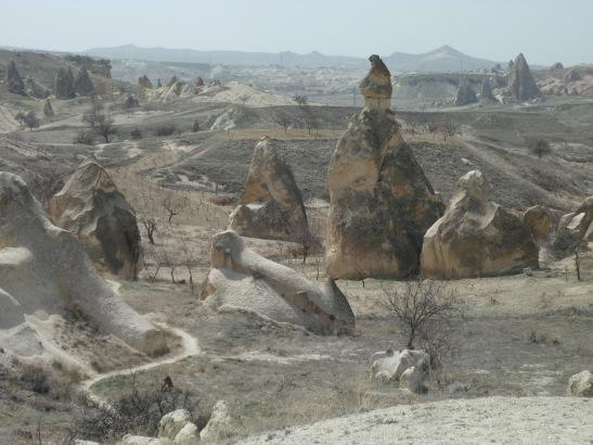 Photograph taken in Cappadocia by Müesser Yeniay
