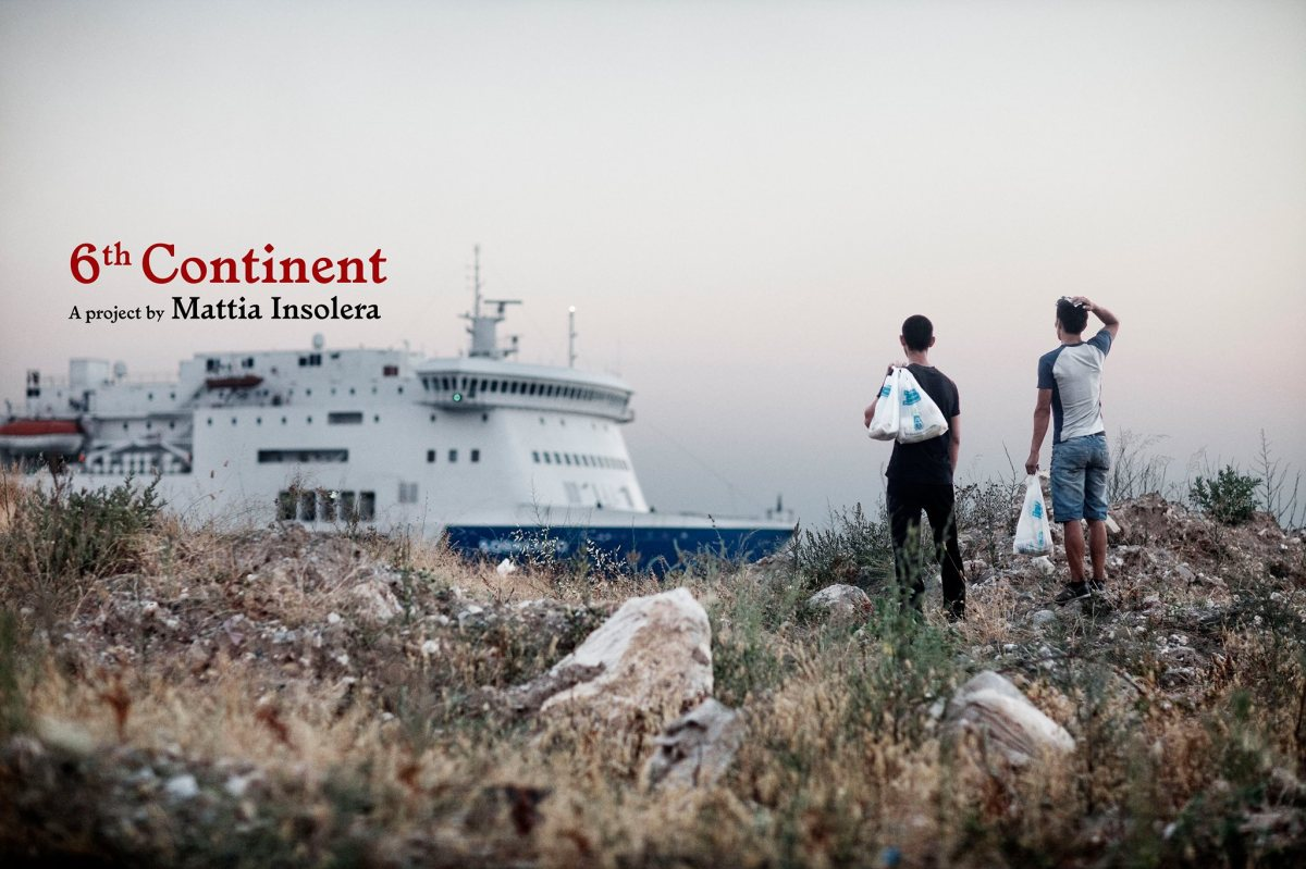 6th Continent - a photographic travelogue around the Mediterranean. Interview with Mattia Insolera
